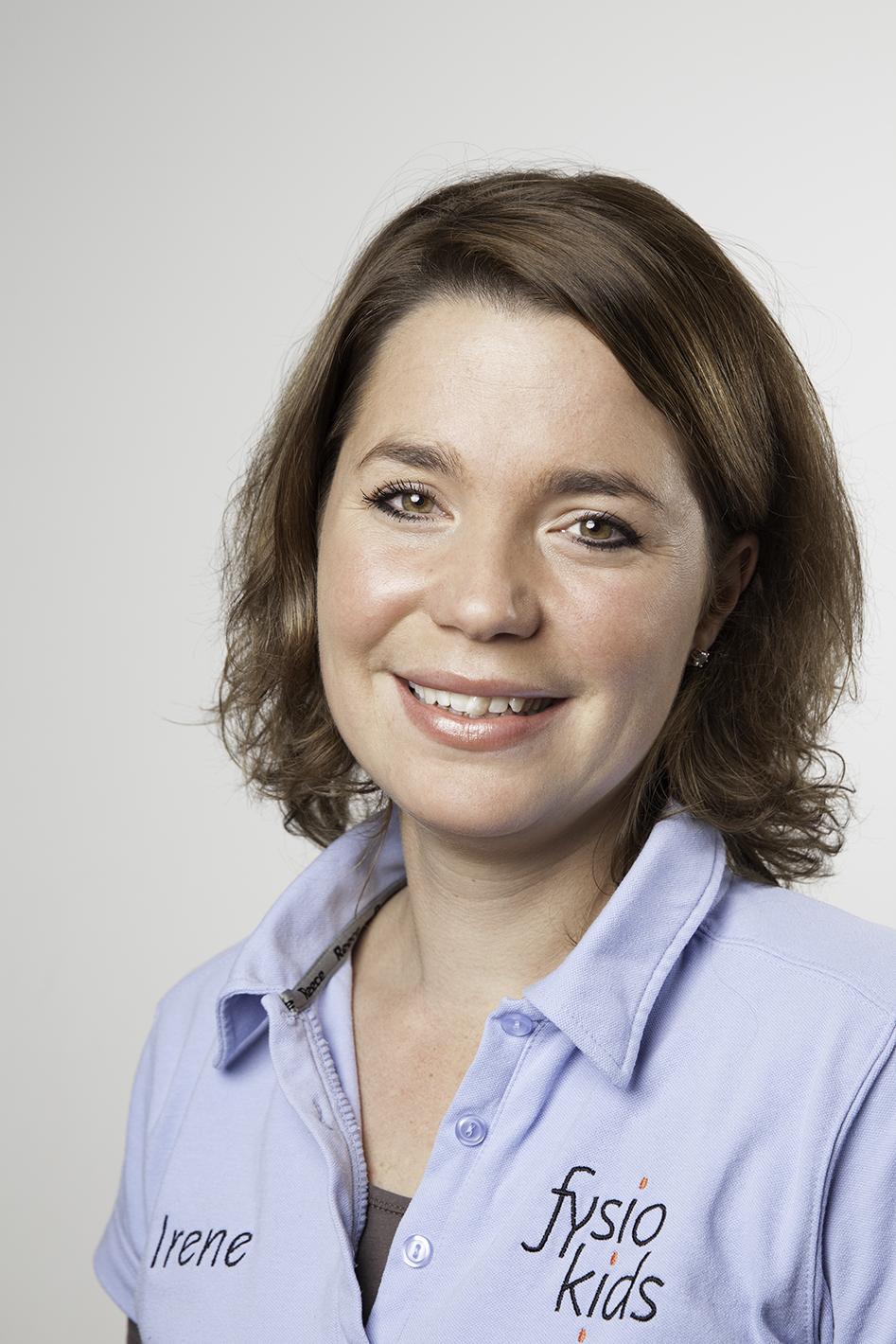 Irene Broersma : Kinderfysiotherapeut