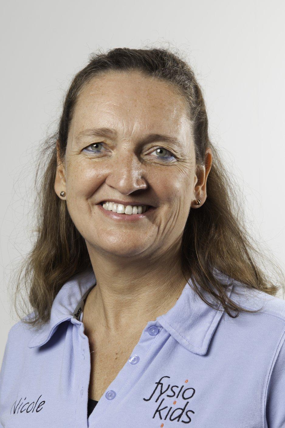 Nicole Saraber : Kinderfysiotherapeut