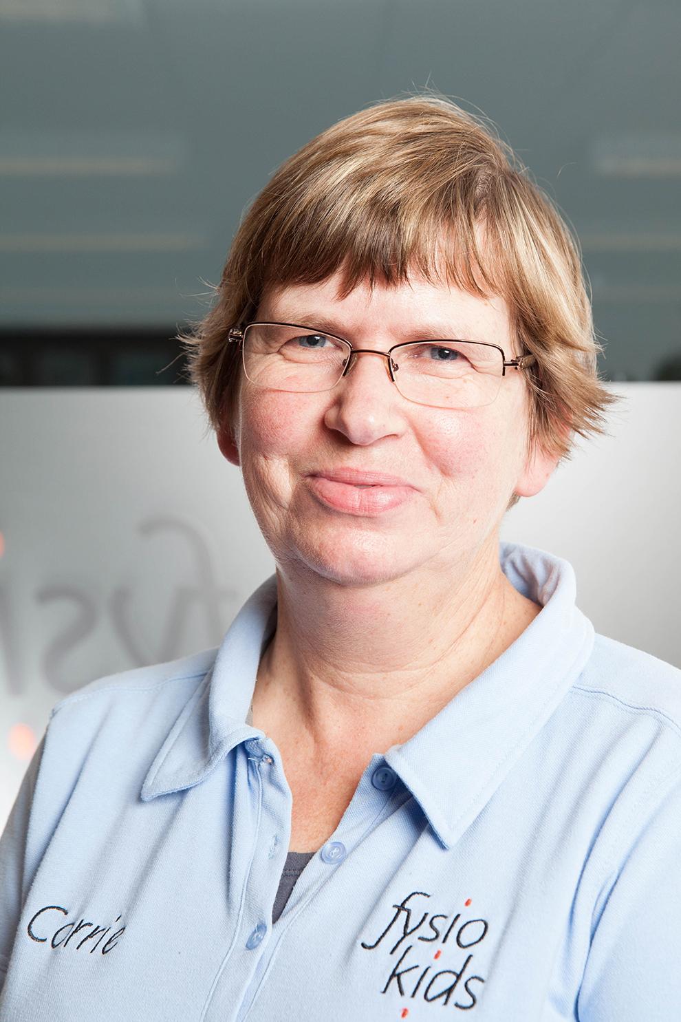 Corrie van Meurs : Huishoudelijk medewerkster