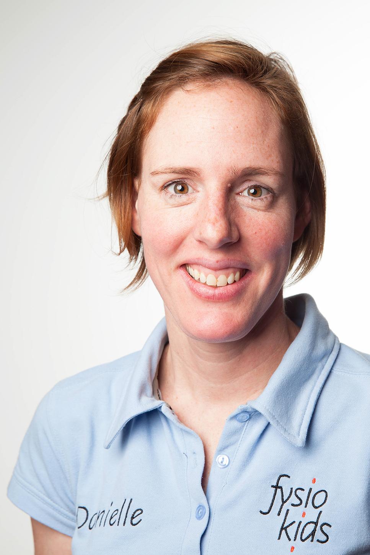 Danielle Arents : Kinderfysiotherapeut