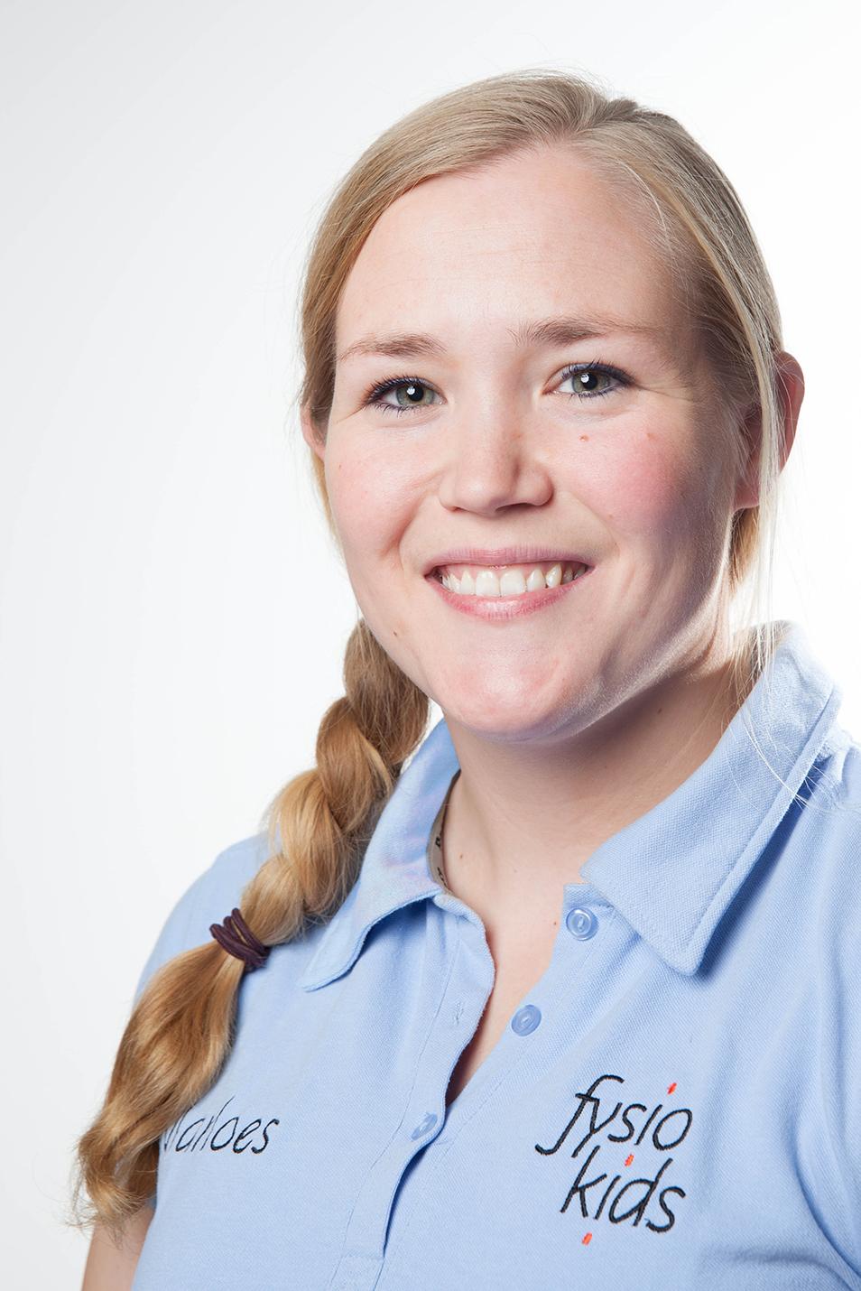 Marloes Klepke : Kinderfysiotherapeut <br>