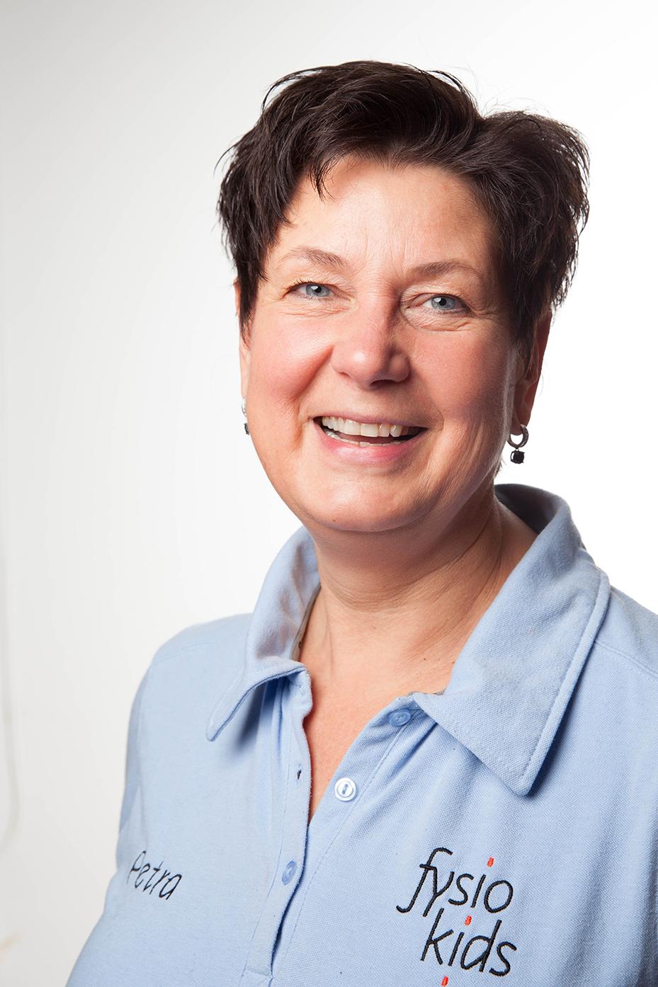 Petra van Wiggen : Praktijkeigenaar Kinderfysiotherapeut Kinderbekkenfysiotherapeut