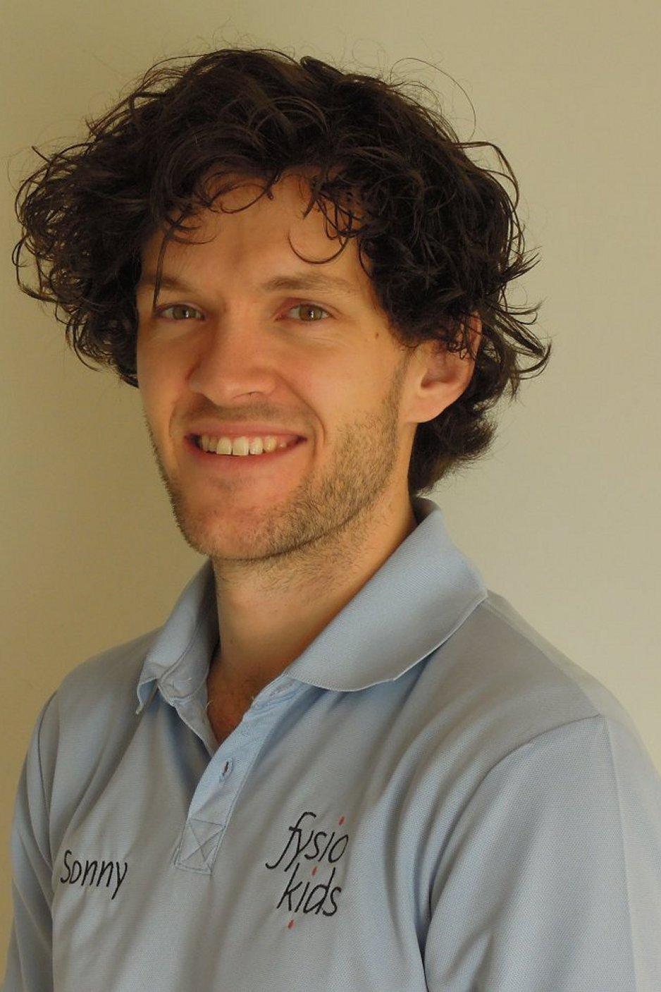 Sonny Verspoor : Kinderfysiotherapeut <br><br><br>