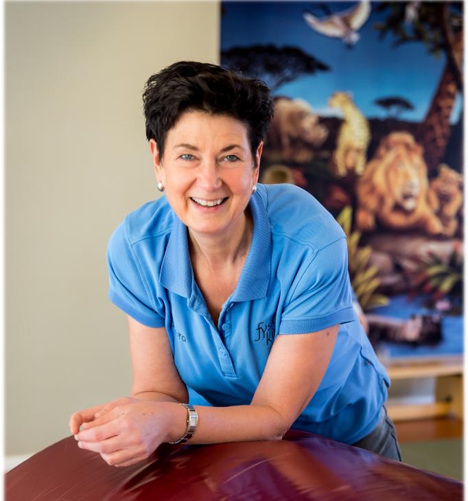 Petra van Wiggen : Praktijkeigenaar Kinderfysiotherapeut Kinderbekkenfysiotherapeut, BIGnr 09035504904